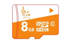Lanmey Brand Micro SD Card 8GB Class10 Memory TF Flash Card Micro SD Microsd for Phone/Tablet/Camera Factory Directly Sale