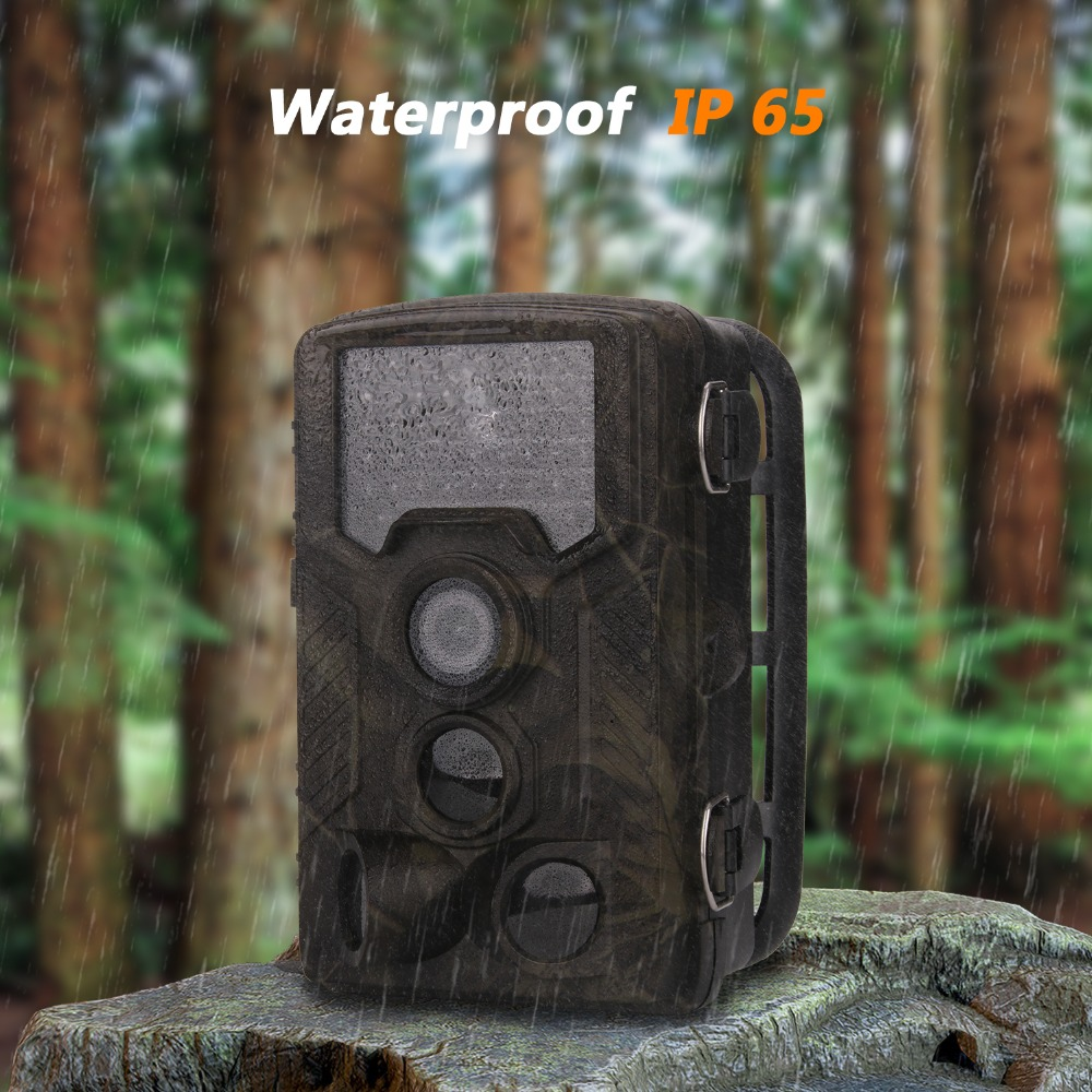 HC-800M 12MP 1080P Wildlife Camera Photo Traps Night Vision Trail Camera 2G GSM GPRS MMS SMTP Game Hunting camera 5