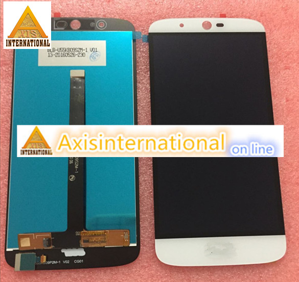 LCD screen display+Touch digitizer For Acer Liquid Zest Plus Z628 White or Black +tracking No Free Shipping<br>