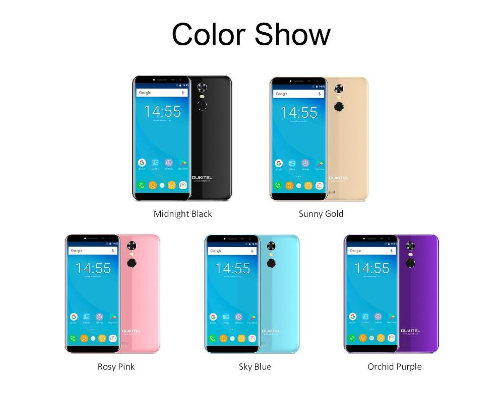 oukitel c8 Smartphone (11)
