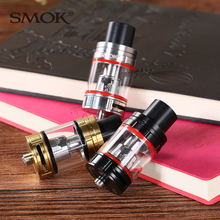 Original Smok TFV8 Big Baby Tank 5ml Adjustable Airflow Top Filling Electronic Cigarette Atomizer Best Match Gpriv Alien 510 Mod