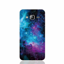 23361 Nice space nebula stars cell phone case cover for Samsung Galaxy J1 ACE J5 2016 J7 N9150