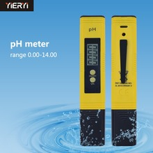 yieryi New Come High Quality Sanwony New Protable LCD Digital PH Meter Pen Of Tester Aquarium Pool Water Wine Urine Arrive(China)