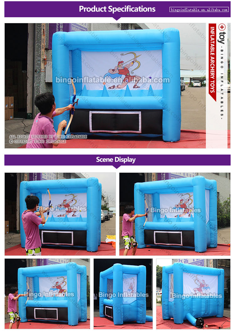 BG-Y0018-Inflatable-Archery-toys-bingoinflatables