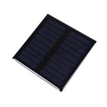 Universal 0.45W 5V Polysilicon Mini Solar Panel Solar Module System Epoxy Plate DIY Small Cell Battery For Tablet pc phone camer
