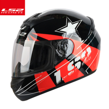 100% Genuine LS2 FF352 full face Urban motorcycle racing approved motorcycle helmet scooter crash helmets casco moto capacete(China)