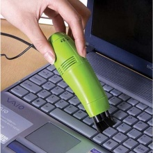 Hot Sale IT New Mini Laptop USB Desktop PC Keyboard Cleaning Brush Vacuum Cleaner convenient