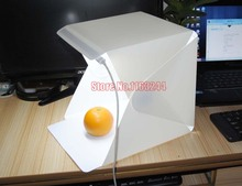 LED photo studio Professional Portable 240*230*226/mm super Mini Kit Photo Photography Studio Light Box Softbox