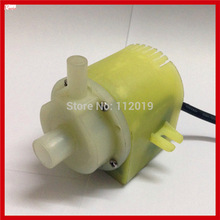 New 210-240V 7w Micro Hot Water Pump Ceramic Rotor Water Heating System Blanket Plumbing Heating Water Circulattion Pump