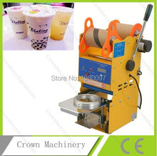 Semi-automatic Plastic cup sealer