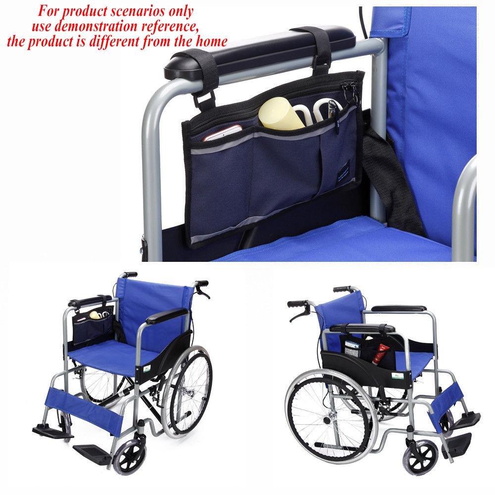 1PC Baby Stroller Wheelchair Cup Holder Heat Preservation Side Hanging Bottle Bag With Mesh Pocket For Baby Stroller Bicycle Wheelchair,Black