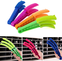 Cleaning 3-blades Window Blinds Brush Air Conditioning Cleaner Shutter Home Tool Multifunctional Dust Cleaning Brush