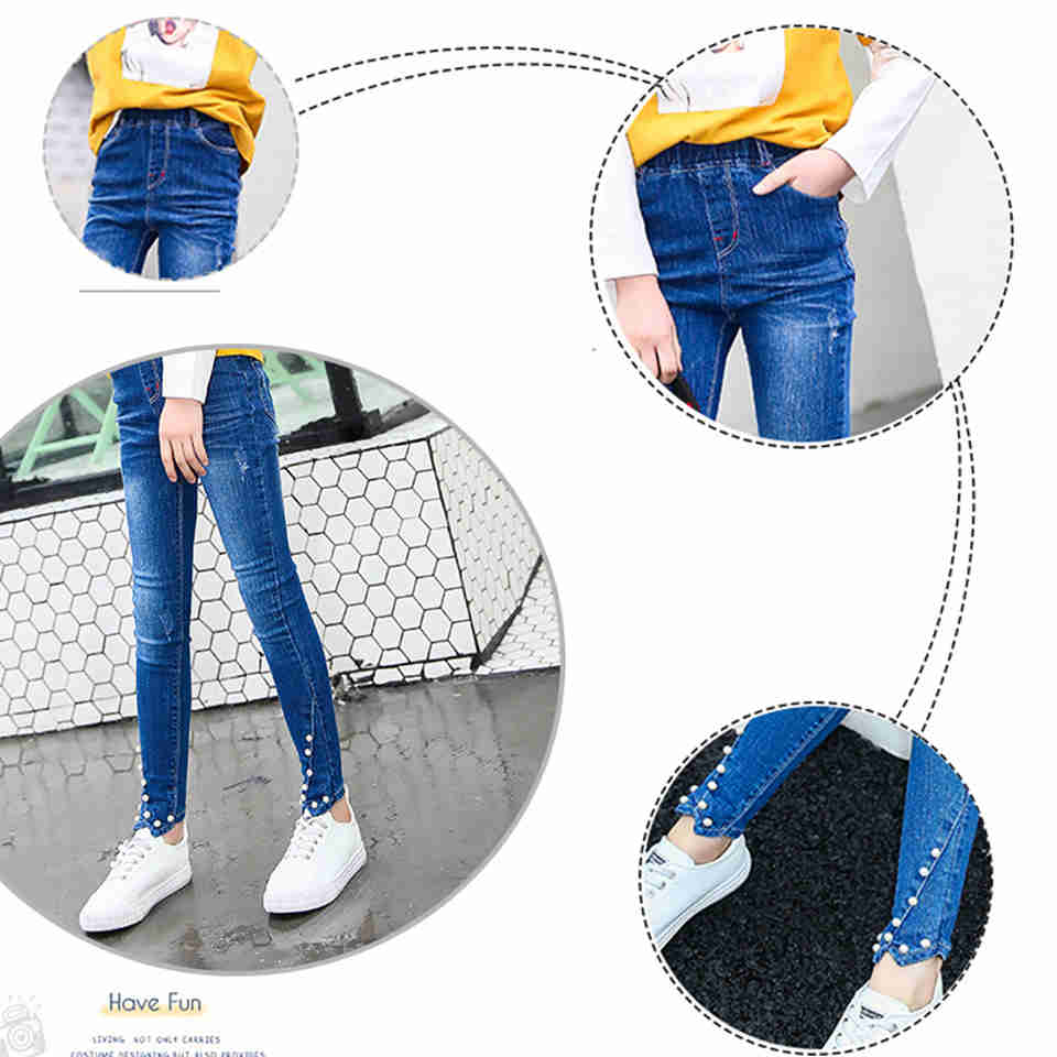Girls-Jeans-Hot-Sale-2018-Spring-And-Autumn-Girls-Pants-Baby-Slim-Tight-Children-s-Tights