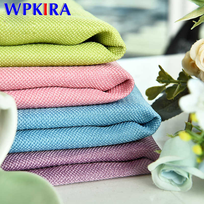 Solid Thick Curtains for the Living Room Kitchen Panels Window Treatments curtains in the nursery cortinas dormitorio WP198-40