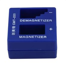 New 2017 Magnetizer Demagnetizer Magnetic Pick Up Tool Screwdriver Tips Screw Bits HG782(China)