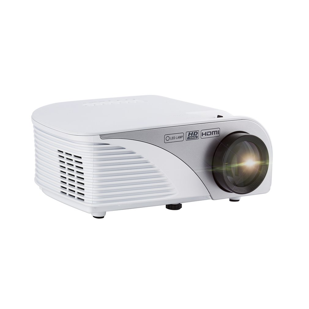 G8005B Fashion Product Mini Projector LED Beamer Home Cinema Projector 4K Theater Projectors for Home Use Eaducation