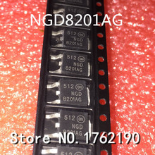 20PCS/LOT NGD8201AG NGD8201-AG 8201AG 8201 TO252 Automotive computer ignition coil transistor