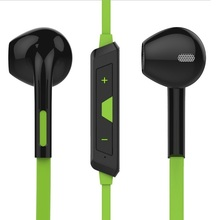 New Original Wireless Headset Bluetooth 4.0  stereo Ear Phone Headset earphone Sport Bluetooth earphone for iPhone Samsung