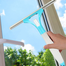 House Useful Washing brush Magic Spray type cleaning brush glass wiper window clean shave glass sponge car window cleaning