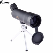 new 20x50 Monocular Telescope Zoom Camping Hunting Night Vision Scope Spotting Optics Compact Pocket Size Magnifier With Tripod(China)