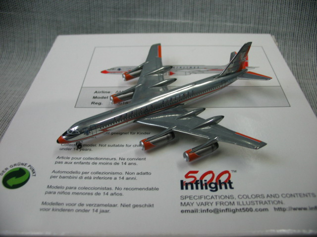 Out of print inflight 500 1: 500 American Airlines convair 990 n5618 Alloy aircraft model Favorites Model<br><br>Aliexpress