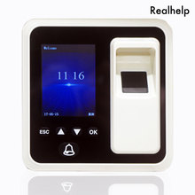 3000Users IP Based Office Time Attendance Access Compact and Light Weight RFID Reader Fingerprint Biometrics Device with ID