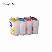 10 11 New china products for sale 69ML for HP Designjet 100 500 refillable ink cartridge with chip