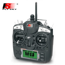 Newest FLYSKY FS-TH9X 2.4G 9CH AFHDS RC Transmitter Panel Control With  FS- R9B Receiver for RC Helicopter Airplane