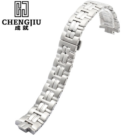 20mm Watch Strap For Titoni For 83930 For SY-271 Metal Steel Watch Band Bracelets Watchbands Hours Belt 2 Fold Clasp Horlogeband<br><br>Aliexpress