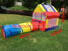 Free shipping baby playhouse toy Portable child tent super large game house tunnel tube toy