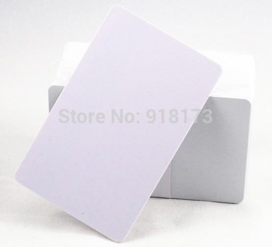 230pcs/lot  Inkjet Printable blank PVC card for Espon printer, for Canon printer<br><br>Aliexpress