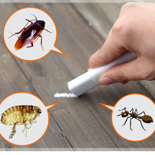 3PCS Cockroach Killer Roach Croton Bug Bedbug Beetle Cucaracha Medicine Bait Magic Chalk Ant Cheopis insect killer pest control