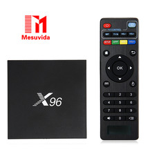 Mesuvida X96 2GB 16GB TV Box Amlogic S905X Quad Core Android 6.0 Marshmallow TV Box WIFI HD 2.0 4K*2K 1080P Many Moives TV Box