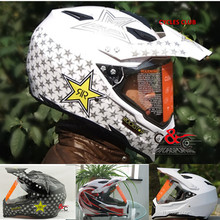 the china free shipping casco capacete off road man women motorcycle helmet racing scooter motorcross helmet with shield glass