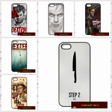 Dexter Morgan poster Phone Cases Cover For iPhone 4 4S 5 5S 5C SE 6 6S 7 Plus 4.7 5.5 UJ0538(China)