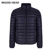 2017 New Brand 90% White Duck Down Jacket Men Autumn Winter Warm Coat Men Ultralight Duck Down Jacket Male Windproof Down Coats(China)