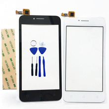 4.5'' Touch Panel For Lenovo A plus a1010 A 1010 A1010a20 Touch Screen Digitizer Sensor Touchscreen Glass Lens Panel