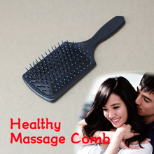 Hair Care Comfortable Flat Comb Hair Scalp Brush Airbag Healthy Massage Comb