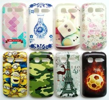 New Arrival Back Covers For Alcatel One Touch Pop C1 4015 4016 4016A 4016D Case Hard PC Plastic Back Case Many Patterns Choose