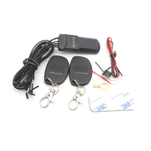 RFID 2.4 GHz car immobilizer system with 3D move sensor high quality and cheap free shipping