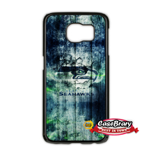 Seattle Seahawks American Football Club Case For Galaxy S8 S7 S6 Edge Plus S5 Active S4 S3 mini Core 2 Prime Note 5 4 3(China)