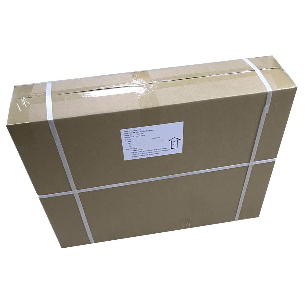 Carton 106-27 inch