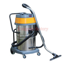 High-power vacuum cleaner dual-purpose wet and dry dust clearer machine hotel workshop market car wash store clean environment(China)