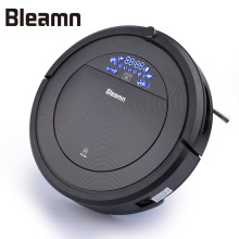 Bleamn B-Q85 Robot Vacuum Cleaner SelfCharge Remote Control Time Schedule Powerful Suction Sweeping Mopping Vacuuming for Carpet