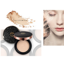 O.TWO.O 2Colors Face Makeup Powder Natural Face Powder Foundations Oil-control Brighten Concealer Whitening Pressed Powder(China)