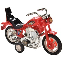 Kid Motor Bike Model Great Child Educational Toys Plastic Pull Back Motorcycle Vehicle Toys Gifts(China)