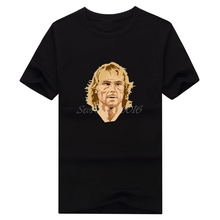 Men Iron man Meda Pavel Nedved 11 Captain juventus Legend Czech Republic T-shirt Clothes Men's for fans gift tee W0319007