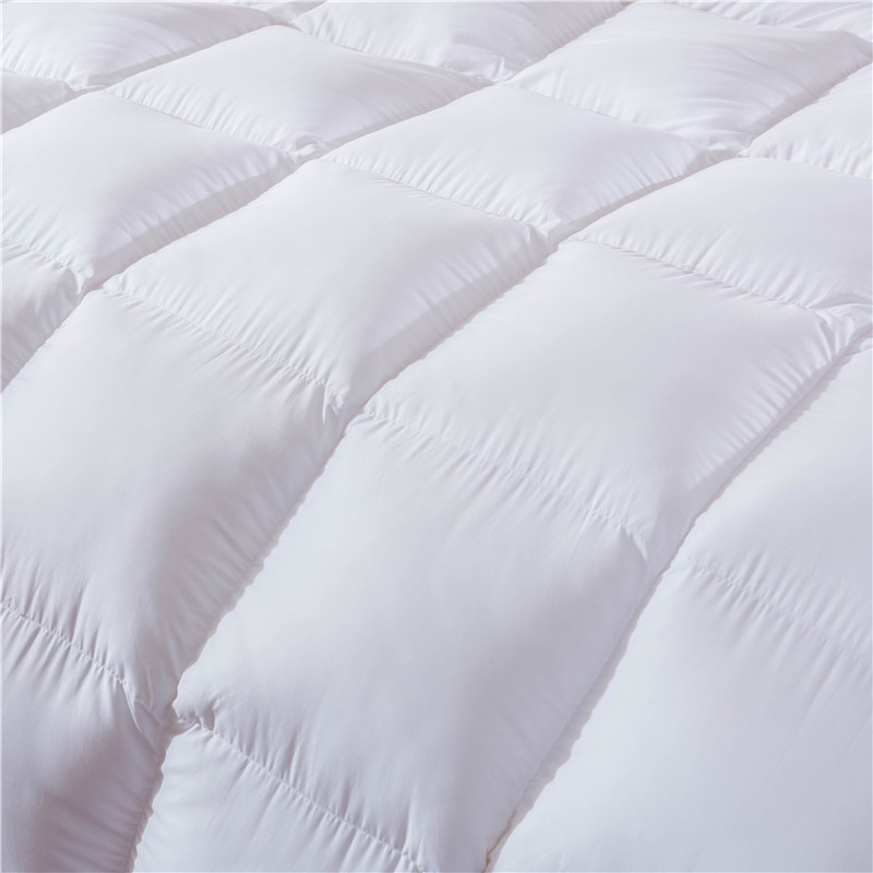 Goose Down Soft Comforter, Bedding Filler Set, Duvets, Throw Blanket Quilts 23