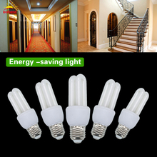 LED bulb light lamp 5W 9W 11W 15W 20W 220V 2U E27 LED lamps bulbs Energy saving Lampada Ampoule Bombillas Home Lighting White(China)
