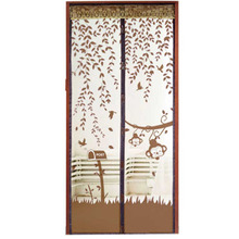 New Qualified Summer Prevent Mosquito Curtain Portiere Screen Door Magnetic Magnet Scenery Levert Dropship
